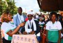 Le Président TRAORÉ Adam-Kolia apporte un soutien à la mutuelle des instituteurs de l'IEP Ettrokro.